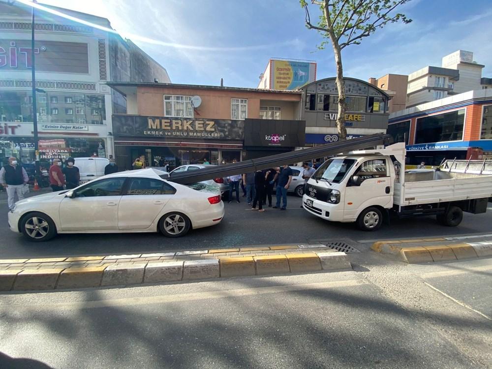 İstanbul'da görünmez kaza: Ölüm teğet geçti - 2