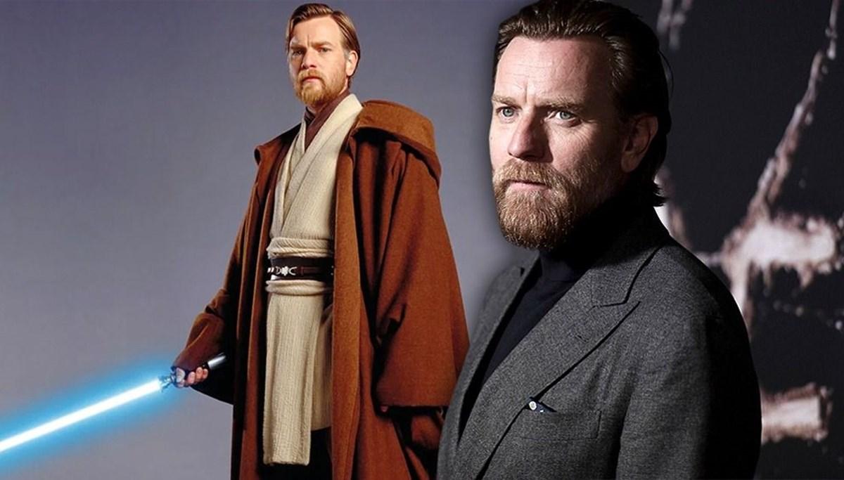 Ewan McGregor: Obi Wan Kenobi'de kullandığımız teknoloji harika