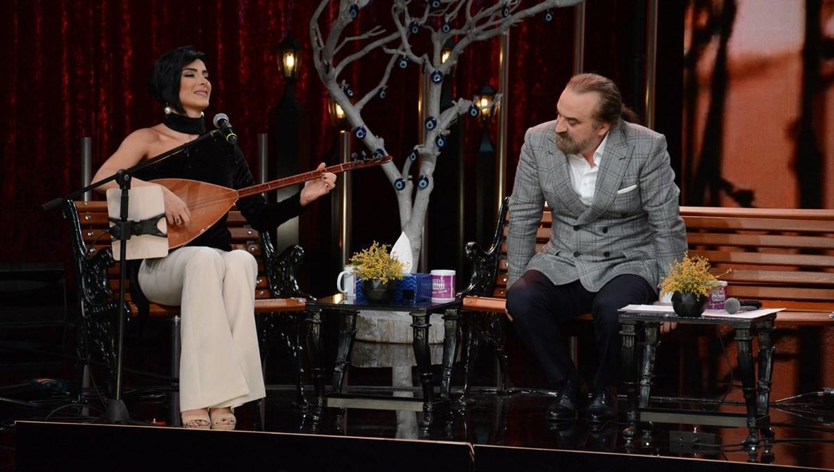 Kuzeyin Oğlu Volkan Konak'ın yeni bölüm konukları: Erdal Erzincan, Mercan Erzincan, Özlem Özdil ve Türkü Akbayram