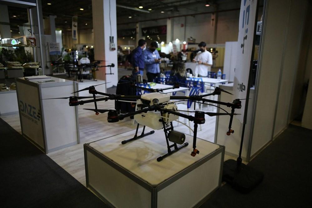Tarımda drone teknolojisi yaygınlaşıyor - 10