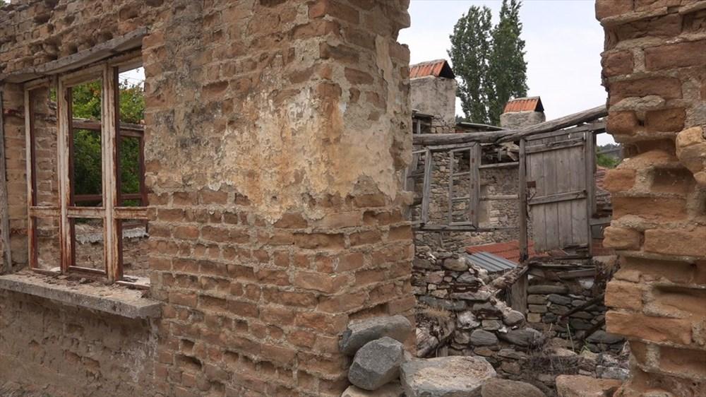 Helenistik dönemde kurulan Attouda Antik Kenti'nde yaşam devam ediyor - 12
