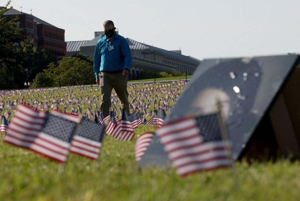 ABD'de bilanço son iki haftada ağırlaştı: Her dakika iki ölüm - 7