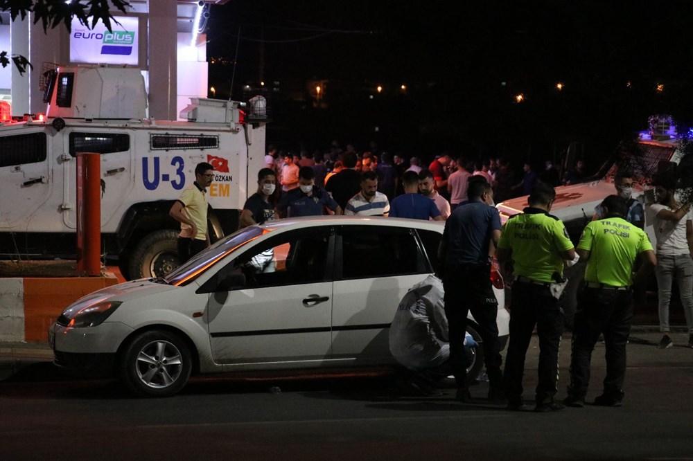 Siirt'te otomobilin çarptığı çocuk ağır yaralı - 1