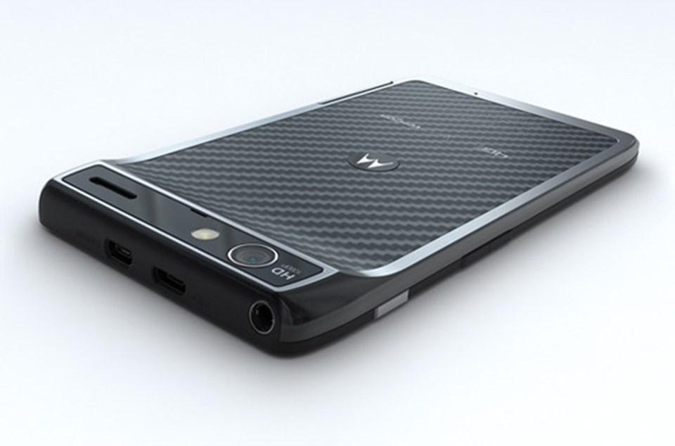Motorola RAZR XT910.