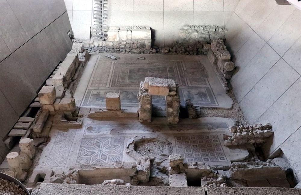 Hatay'da beş dönemin izlerini taşıyan Necmi Asfuroğlu Arkeoloji Müzesi ziyaretçilerini zaman yolculuğuna çıkarıyor - 27