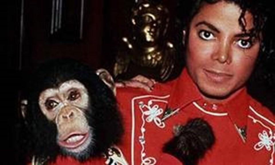 Micheal Jackson ve Bubbles