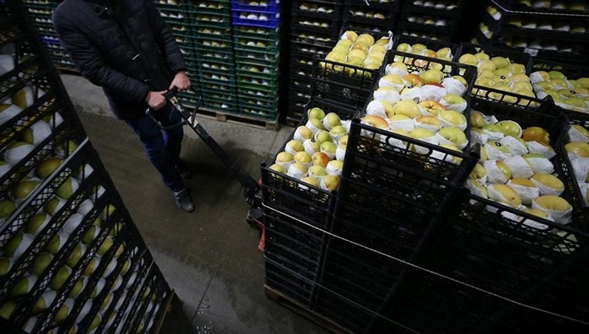 Bakan Varank: Sebze-meyve zayiatını azaltacak Soğuk Zincir Finansal Destek Programı'nı başlatıyoruz