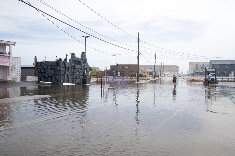 ABD'de Henri Kasırgası etkili oluyor: 140 bin haneye elektrik verilemiyor - 20