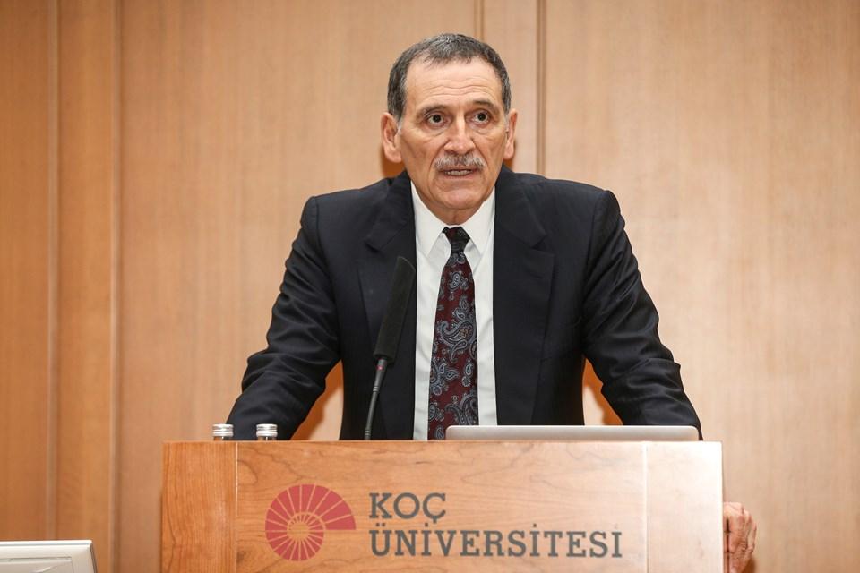 Koç Üniversitesi Rektörü Prof. Dr. Umran İnan