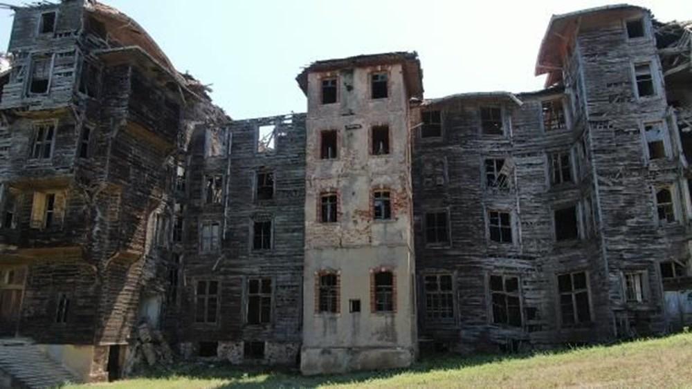 Büyükada Rum Yetimhanesi'nin son hali: İçi görüntülendi - 3