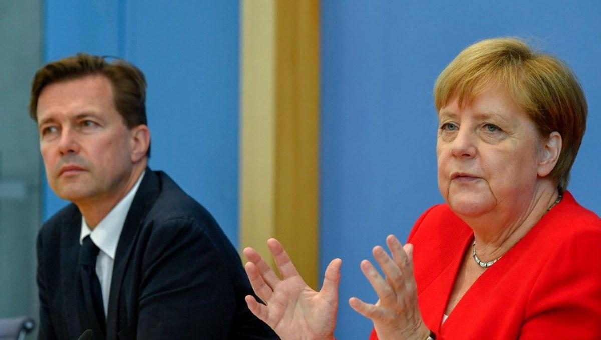 Almanya'dan Doğu Akdeniz açıklaması