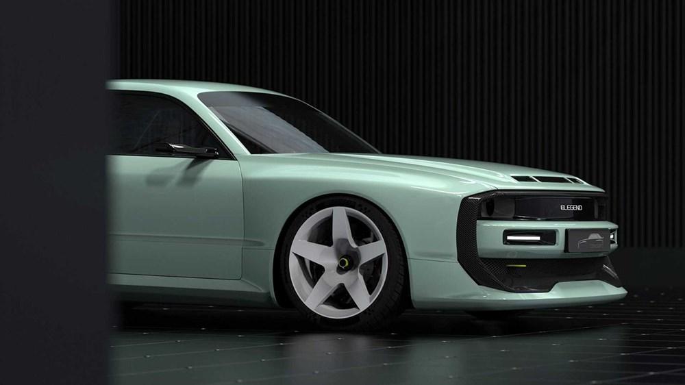 Audi Quattro S1 elektriklenerek dönüyor - 5