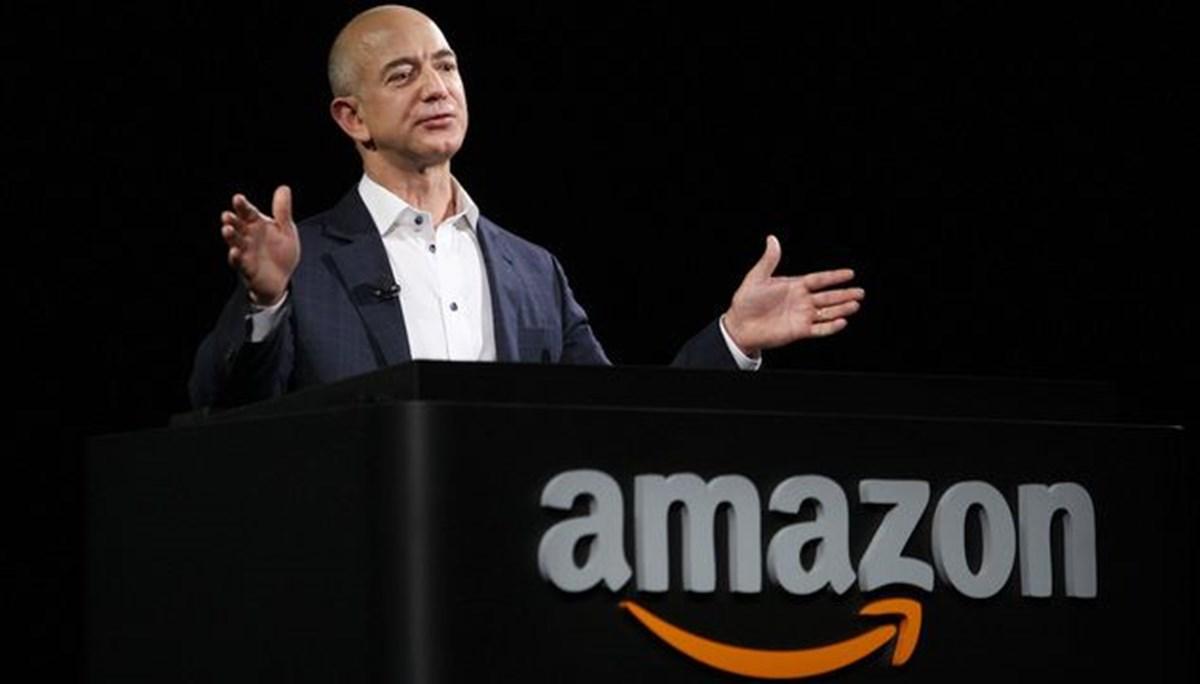 Tek seferde en büyük bağış Amazon'un sahibi Bezos'tan