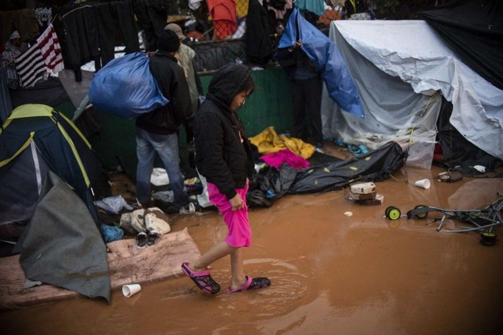 ABD'nin sığınmacı kamplarındaki çocuklar yaşadıklarını anlattı: Pişmemiş et yiyoruz ve cinsel istismara maruz kalıyoruz - 6