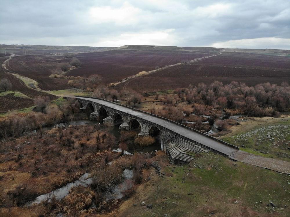 Diyarbakır'daki Roma yolu ve köprüsü için restorasyon talebi - 2