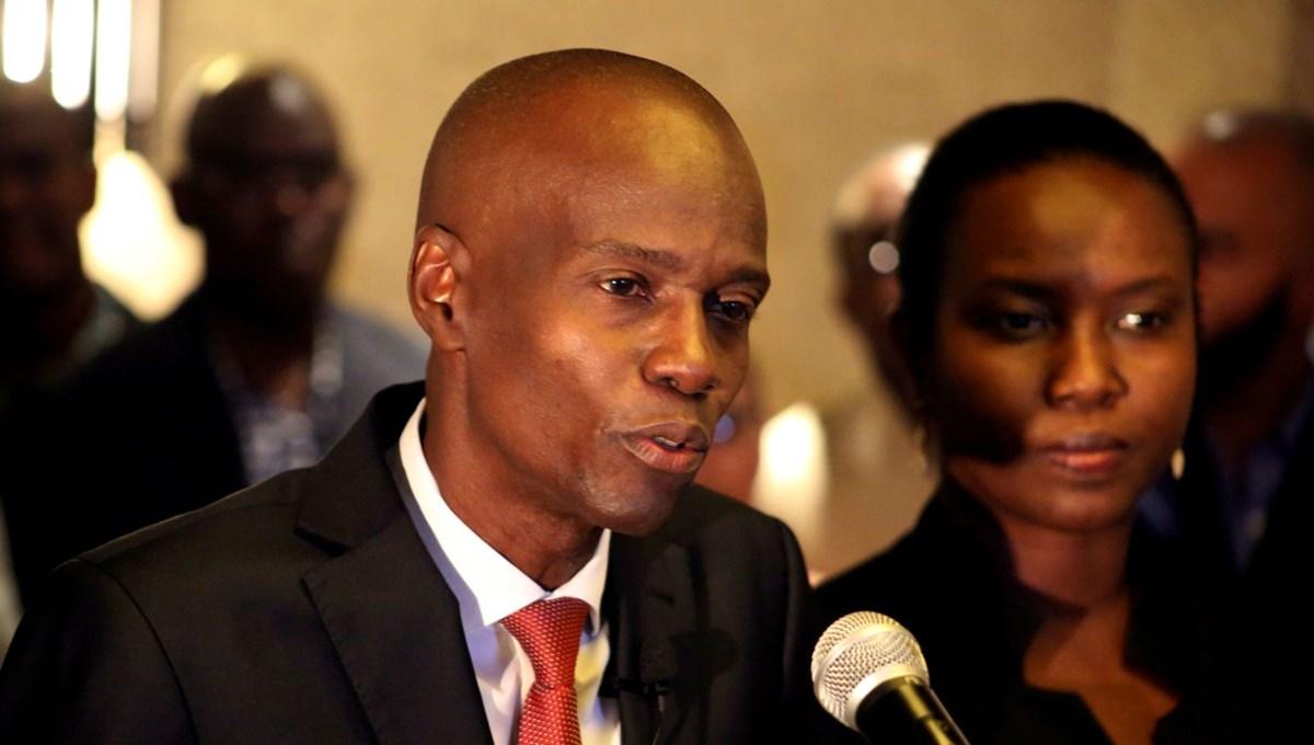 Haiti Devlet Başkanı'na suikast düzenleyelerin 4'ü öldürüldü