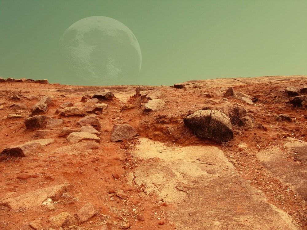 Bilim insanlarından 'Mars vebası' uyarısı: Kızıl Gezegen'den alınan örneklerin Dünya'ya getirilmesi yıkıcı bir pandemiye neden olabilir - 1