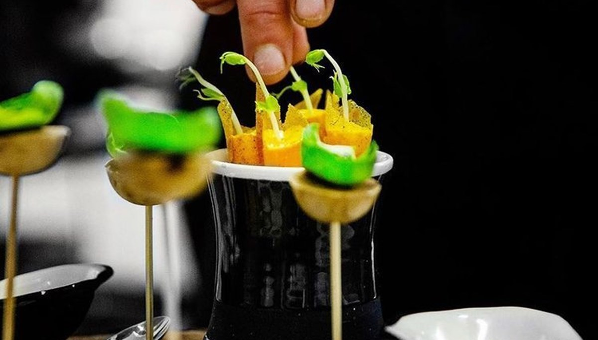 Fransa'da ilk defa bir vegan restoranı Michelin yıldızı kazandı
