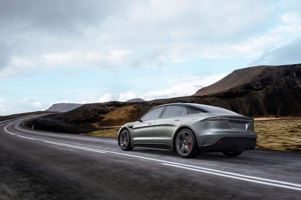 Sony'den elektrikli otomobil açıklaması - 5