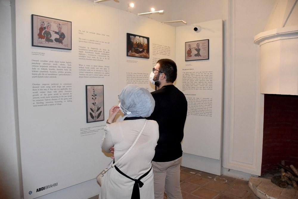 Tarihi Sağlık Müzesi'ne bayramda ziyaretçi akını - 2