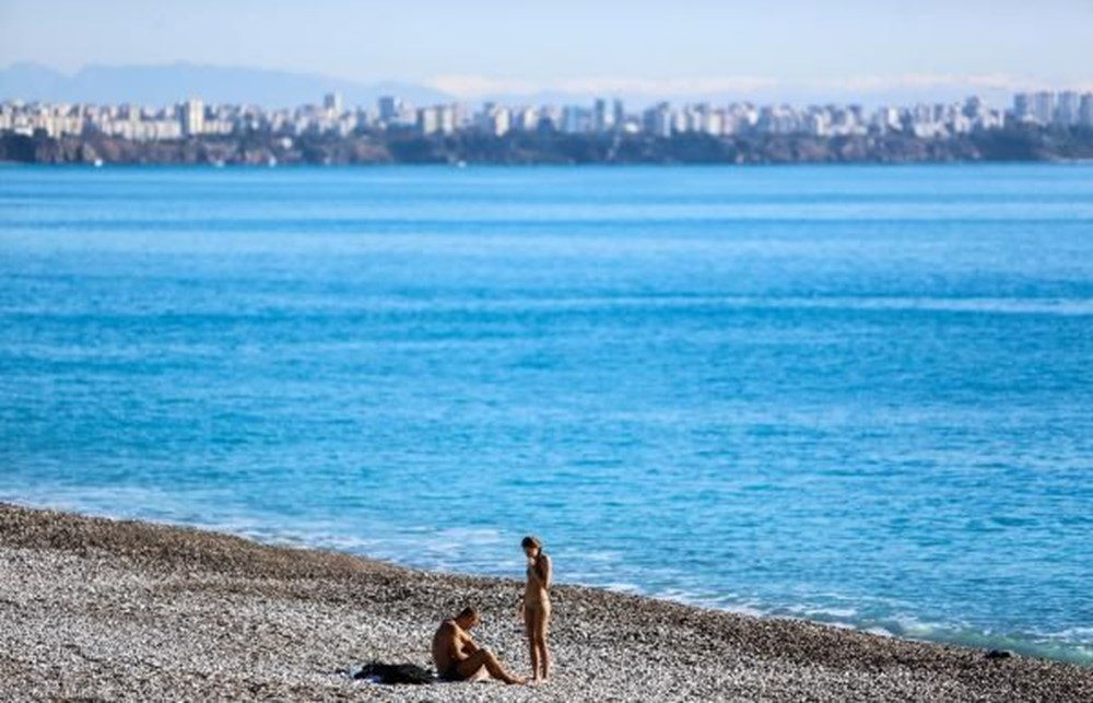Two seasons on the same day in Antalya: Half an hour between summer and winter - 7