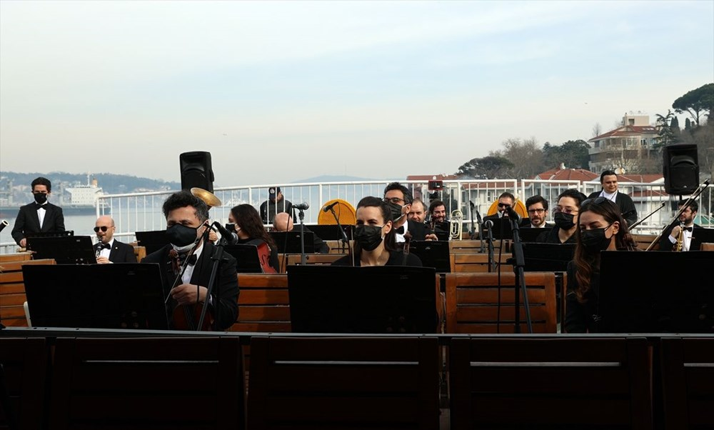 Barış Manço Vapuru senfonik orkestrayla yol aldı - 2