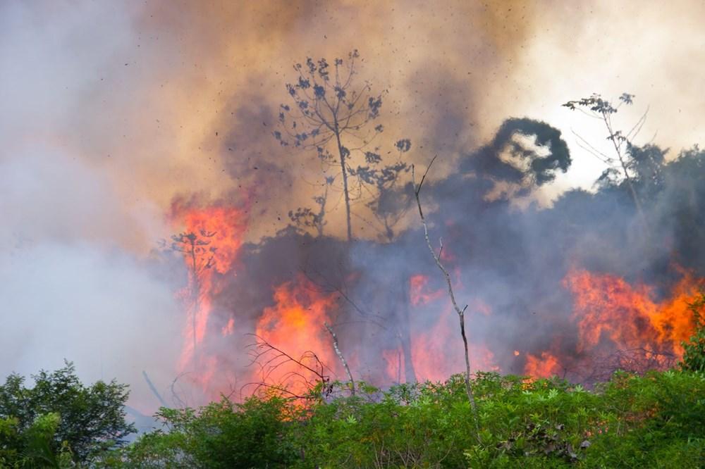 İklim değişikliği nedeniyle dünyanın dört bir yanında  kırmızı alarm: Felaketler domino etkisiyle ilerliyor - 11