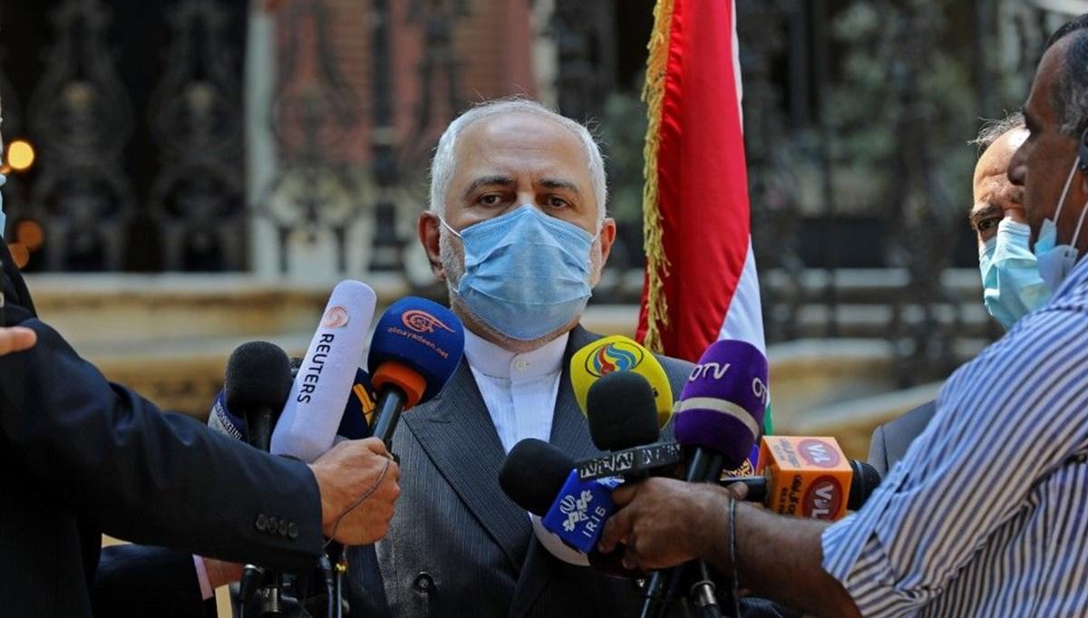 İran: Beyrut açıklarındaki yabancı savaş gemileri Lübnanlıları tehdit ediyor