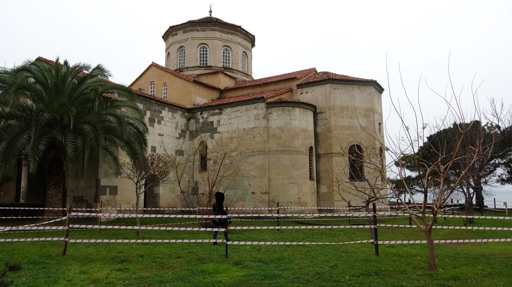 Sümela Manastırı ve Ayasofya Camii açılıyor - 3