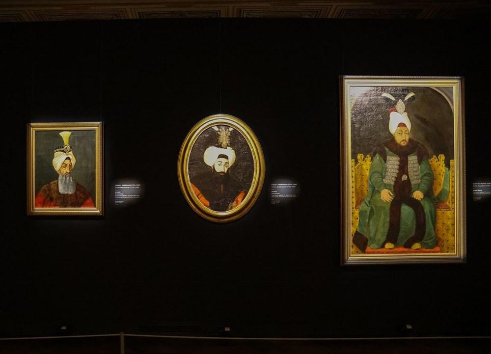 553 eser Osmanlı saray resminin tek temsilcisi Milli Saraylar Resim Müzesi'nde - 12