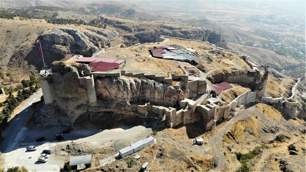 Harput Kalesi'nde 7 yılda 110 bin adet obje - 6