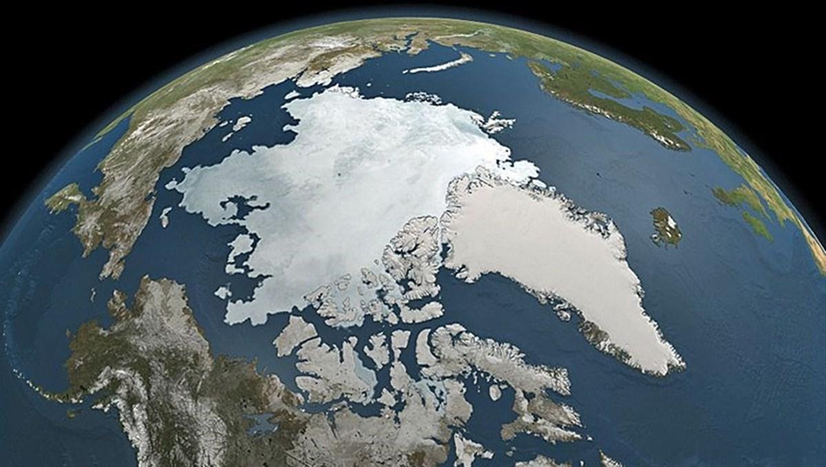 <p>Grönland alarm veriyor! Dönüşü olmayan yola girildi</p>