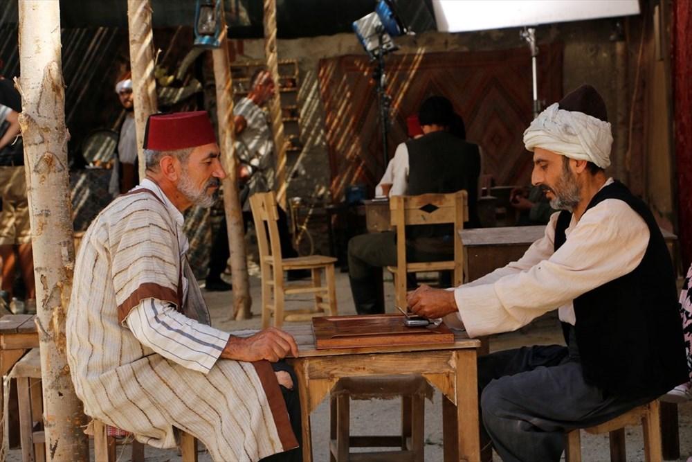 Muallim filminin çekimleri Kula'da devam ediyor - 5