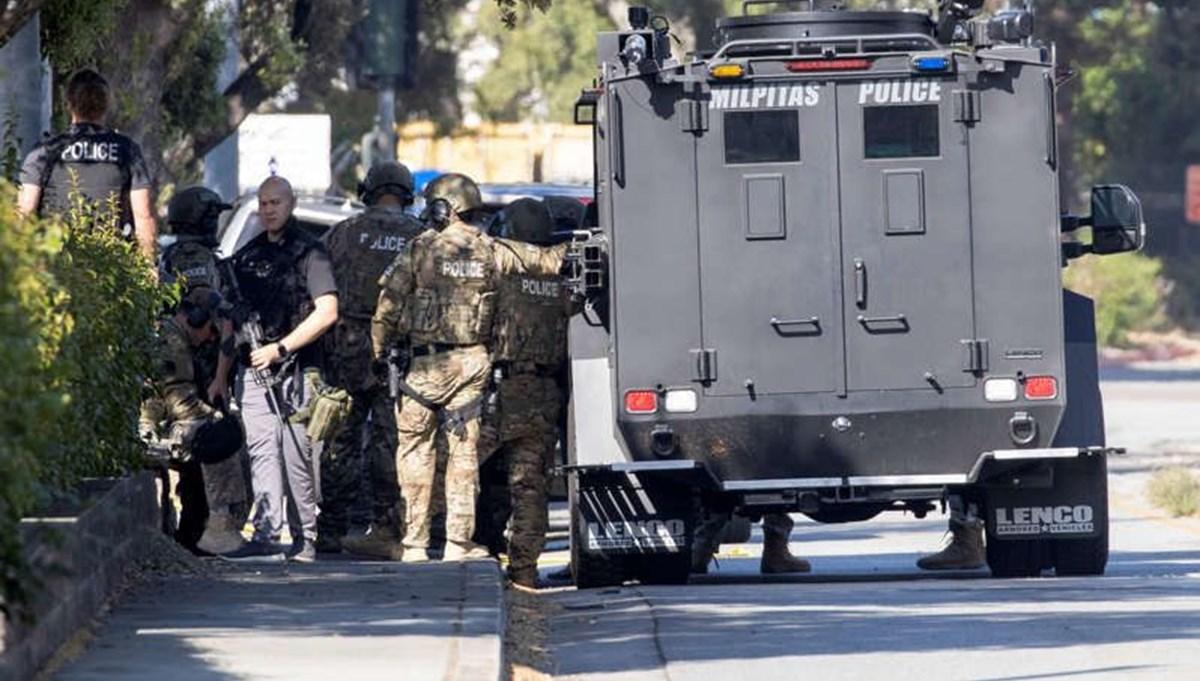 ABD'nin California eyaletinde silahlı saldırı