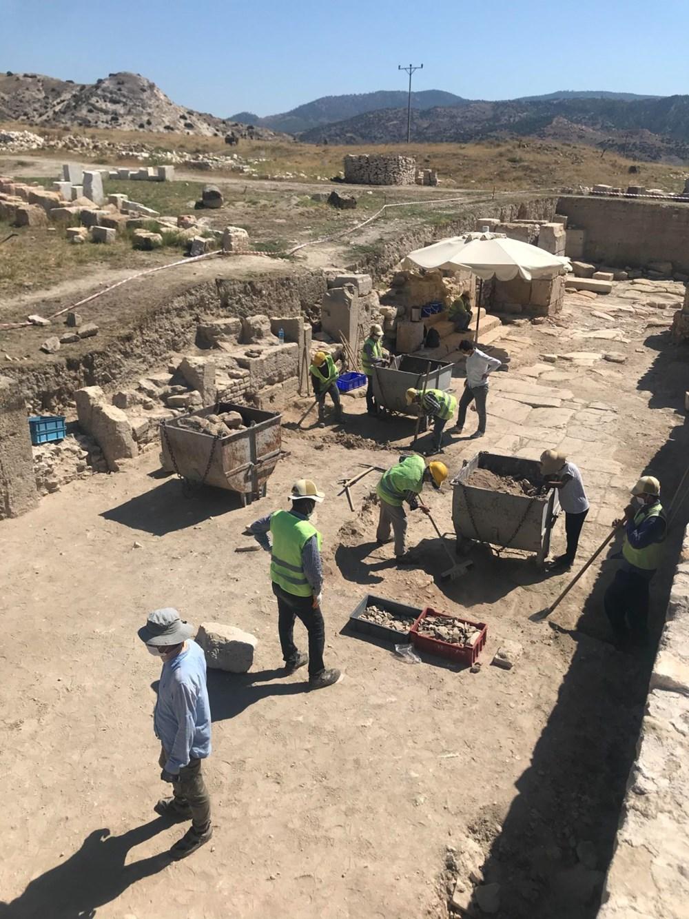 2021 hedefi: 600 arkeolojik kazı - 5