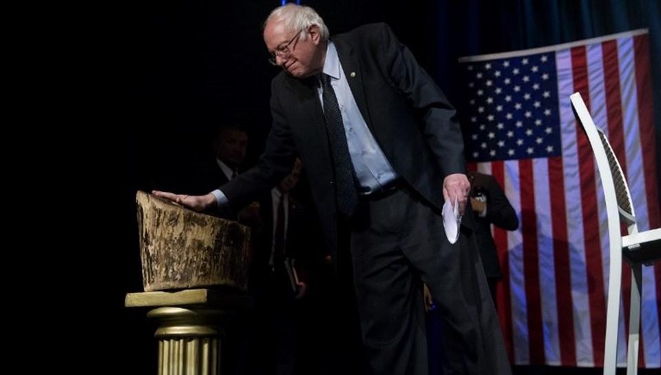 Demokrat Parti başkan aday adayı Bernie Sanders Wyoming eyaletindeki ön seçimi de kazanarak, Hillary Clinton'a karşı güçlü rakip olduğunu bir kez daha kanıtladı.