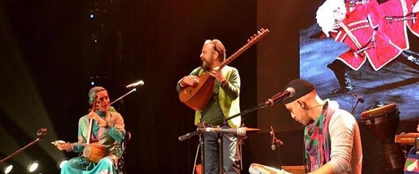 Rastak İstanbul'da konser verdi