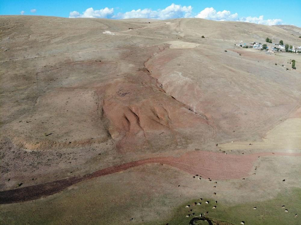 Bayburt'ta fosiller bulunan alan koruma altına alındı - 3