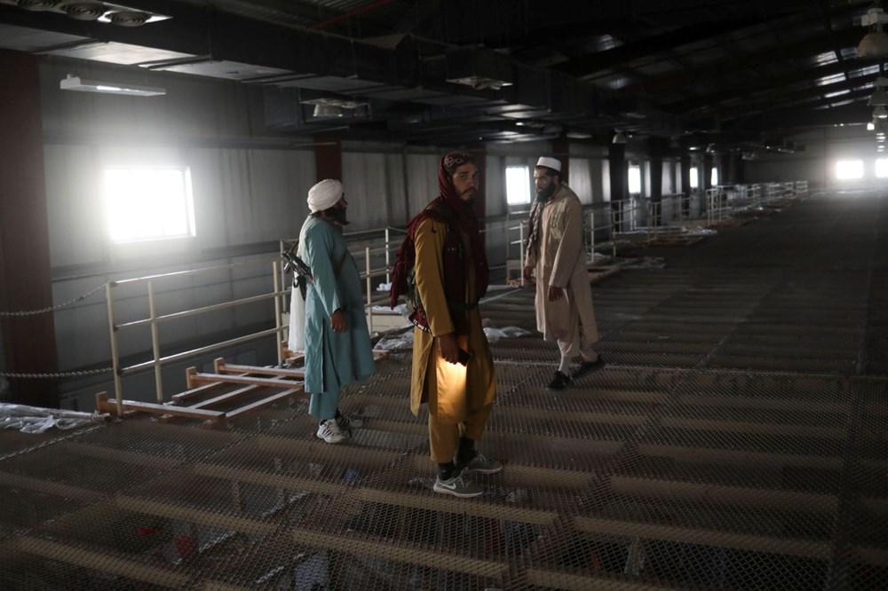 Afganistan'da ekonomi çökmek üzere: Halkın sadece yüzde 5'i yeterli yiyeceğe erişebiliyor - 14