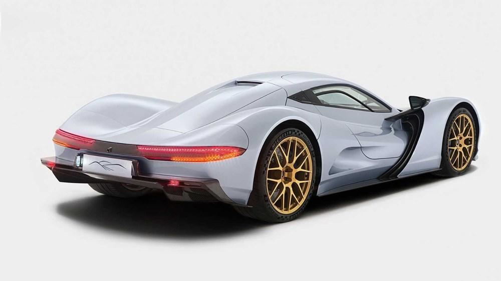 Dünyanın en pahalı elektrikli otomobili ilk teslimata hazır - 11