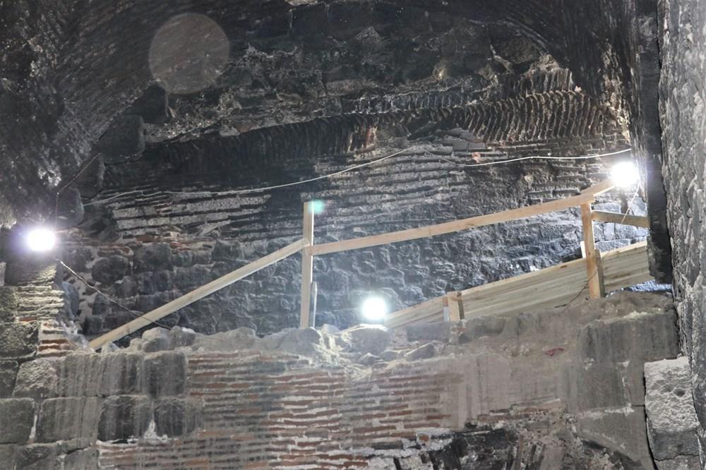 UNESCO mirası Diyarbakır Surları'nda 500 günlük restorasyon başladı - 4