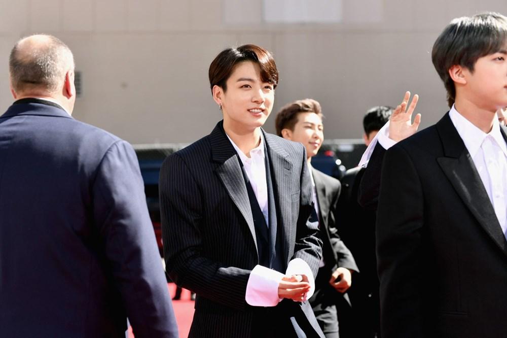 BTS üyesi Jungkook, Google'da ismi en çok aranan K-pop yıldızı oldu - 2