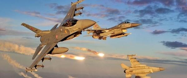 TSK'dan Irak'a hava harekatı: 15 terörist etkisiz hale getirildi