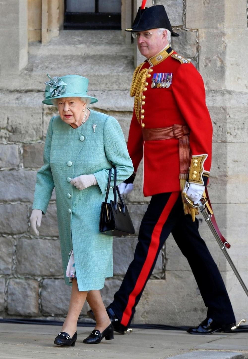 Kraliçe Elizabeth'e corona etkili kısıtlı doğum günü kutlaması (Kraliyet tarihinde bir ilk) - 2