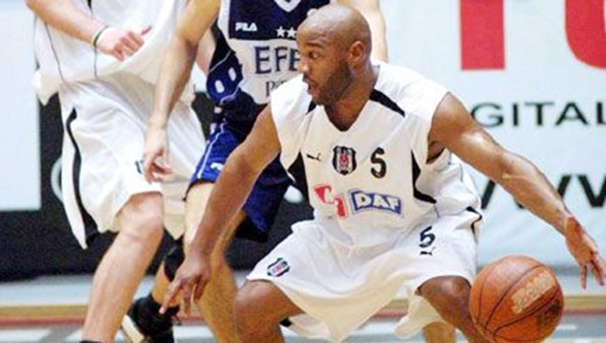 Beşiktaş Basketbol'un efsane ismi Khalid El-Amin