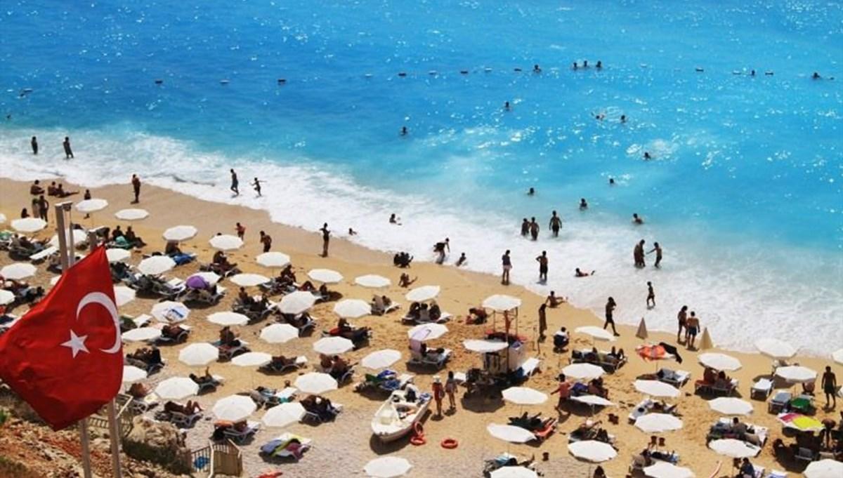 Turizmde yüzler gülüyor: Yüzde 190'lık artış var