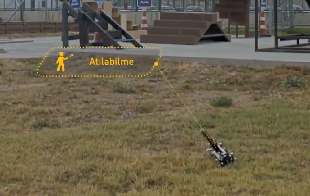 Silahlı drone Songar, askeri kara aracına entegre edildi (Türkiye'nin yeni nesil yerli silahları) - 74