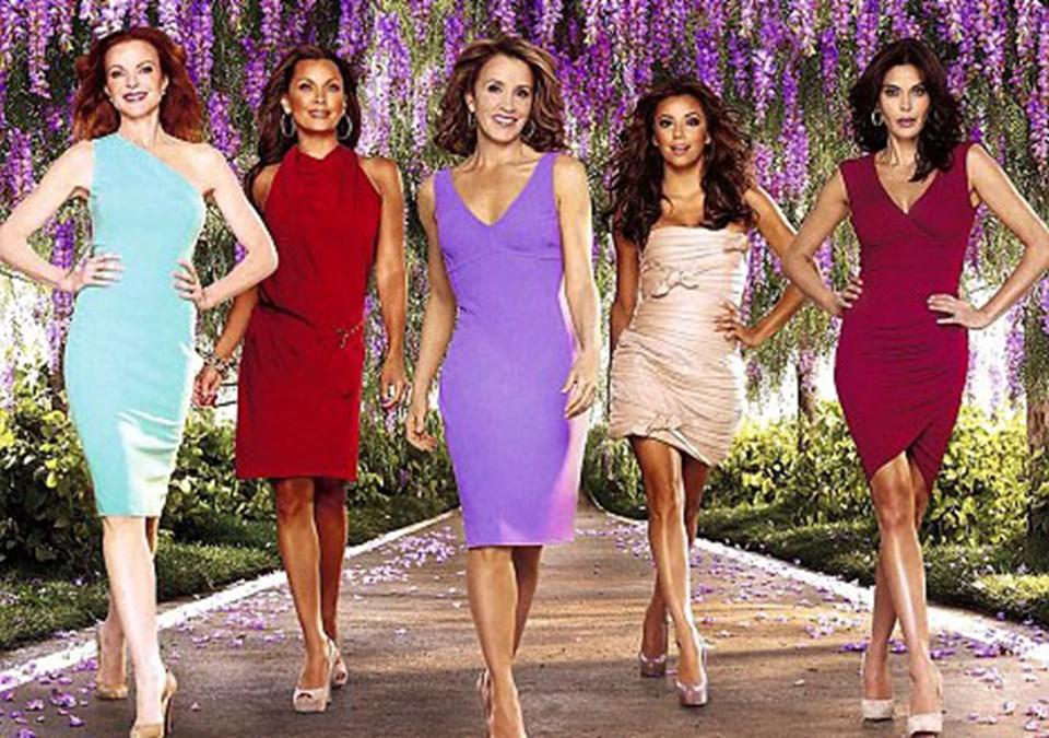 Dizinin başrolünü paylaşan 4 aktris bundan önce de bölüm başına 300 bin dolar kazanıyordu.
