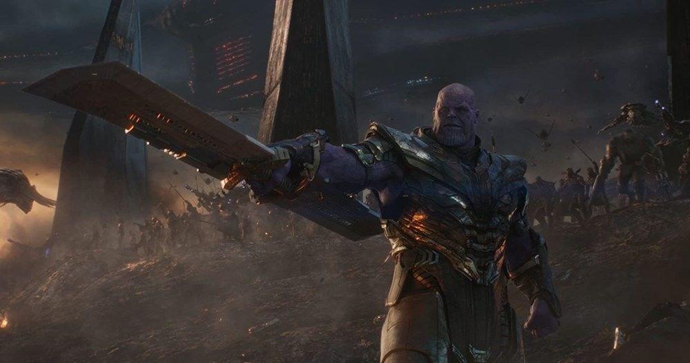 Thanos Deadpool 4'te yer alacak - 2