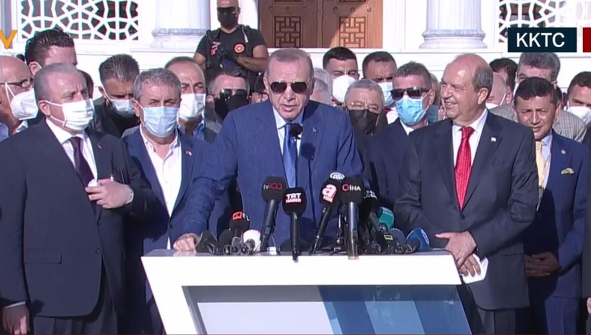 SON DAKİKA HABERİ: Erdoğan'dan Kabil Havalimanı açıklaması
